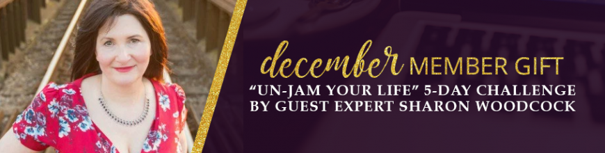 Un-Jam Your Life 5-Day Free Challenge