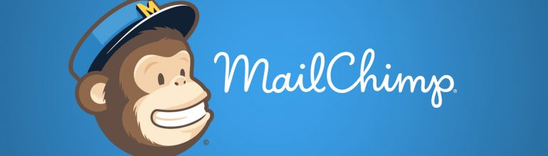 How to setup an account with Mailchimp